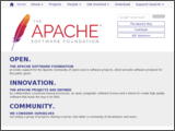 thumbnail for http://apache.org/