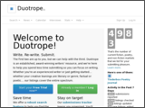 thumbnail for http://duotrope.com/