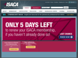 thumbnail for http://isaca.org/