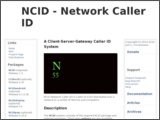 thumbnail for http://ncid.sourceforge.net/