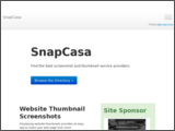 thumbnail for http://snapcasa.com/