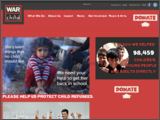 thumbnail for http://warchild.org.uk/