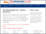 thumbnail for http://thewholesaler.co.uk/